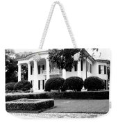 Classic In Black And White Weekender Tote Bag