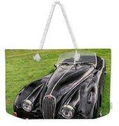 Classic Jag Weekender Tote Bag