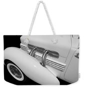 Classic Lines Weekender Tote Bag by Aaron Berg