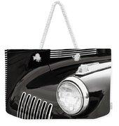 Classic Lines Weekender Tote Bag