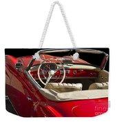 Classic Mercedes Benz 190 Sl 1960 Weekender Tote Bag