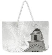 Classic New England Church Etna New Hampshire Weekender Tote Bag