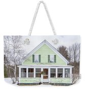 Classic New Englander Home Weekender Tote Bag