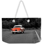 Classic Old Ford Mercury Weekender Tote Bag