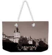 Classic Paris 12c Weekender Tote Bag