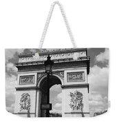Classic Paris 6 Weekender Tote Bag