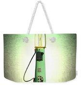 Polly Gasoline Pump And Emblem Weekender Tote Bag