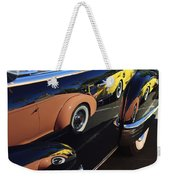 Classic Reflections Weekender Tote Bag
