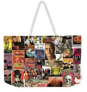 Classic Rock 2 Collage Weekender Tote Bag