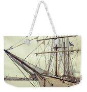 Classic Sail Ship Weekender Tote Bag