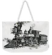 Classic Steam Weekender Tote Bag