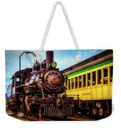 Classic Steam Train No 29 Weekender Tote Bag