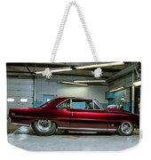 Classic Vehicle Weekender Tote Bag