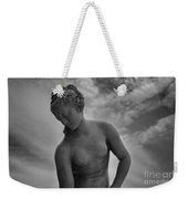 Classic Woman Statue Weekender Tote Bag