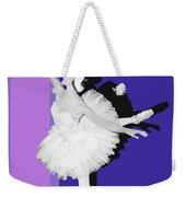 Classical Ballet Weekender Tote Bag