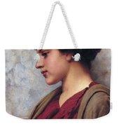 Classical Beauty John William Godward Weekender Tote Bag