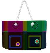 Classical Hop Weekender Tote Bag