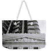 Classical London Weekender Tote Bag