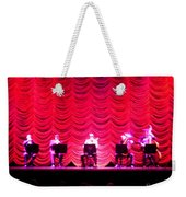 Classical Quintet Weekender Tote Bag