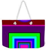 Classical Violet Weekender Tote Bag