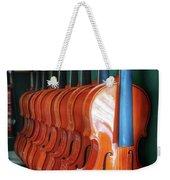 Classical Violins Weekender Tote Bag