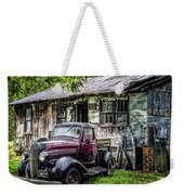 Classically Country Weekender Tote Bag