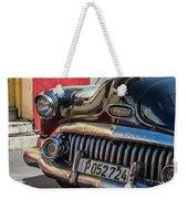 Classics Of Havana Weekender Tote Bag