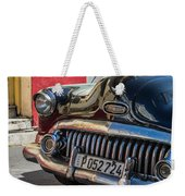 Classics Of Havana Weekender Tote Bag