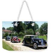 Classy Classics Weekender Tote Bag by Jack Pumphrey