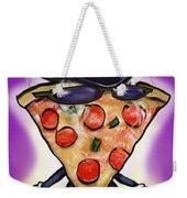 Classy Pizza Weekender Tote Bag