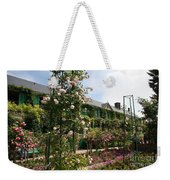 Claude Monets House  - Giverney - France Weekender Tote Bag