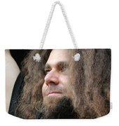 Claudio Sanchez Of Coheed And Cambria Weekender Tote Bag