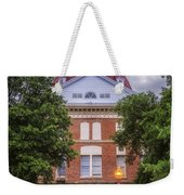Clay County Courthouse Weekender Tote Bag