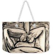 Clay Weekender Tote Bag