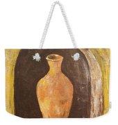 Clay Vase Weekender Tote Bag