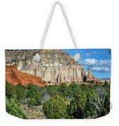 Claystone - Sandstone - Kodachrome Basin Weekender Tote Bag