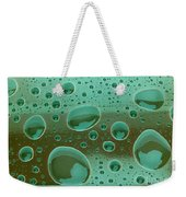 Clean And Green Weekender Tote Bag