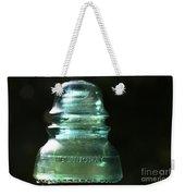 Clean Glass Weekender Tote Bag