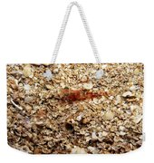 Cleaner Shrimp On Shell Covered Bottom Weekender Tote Bag