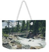 Cleanse The Palette Weekender Tote Bag by Margaret Pitcher