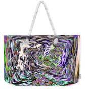 Clear As Mud 1 Weekender Tote Bag