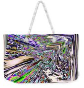 Clear As Mud 2 Weekender Tote Bag