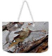 Clear Creek Greenway Three Weekender Tote Bag