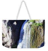 Clear Creek Waterfall  Weekender Tote Bag