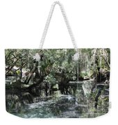 Clear Lithia Springs Weekender Tote Bag