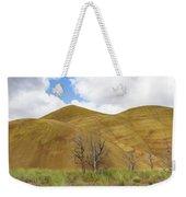 Clear Sky At Painted Hills Weekender Tote Bag