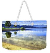 Clear Waters Weekender Tote Bag