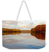 Clear Willingness Weekender Tote Bag