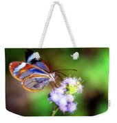 Clear Wings Weekender Tote Bag