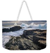 Clearing Storm At Bald Head Cliff Weekender Tote Bag